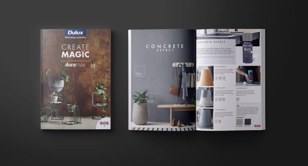graphic design, catalog design melbourne