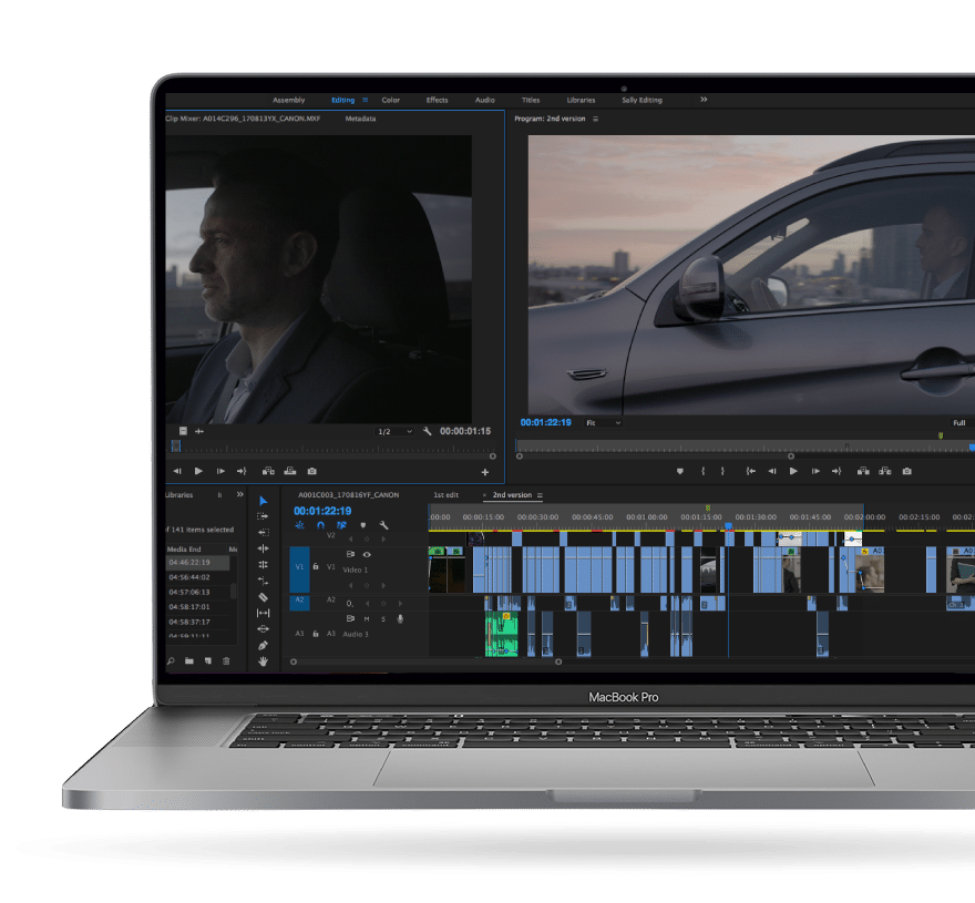 video editing melbourne