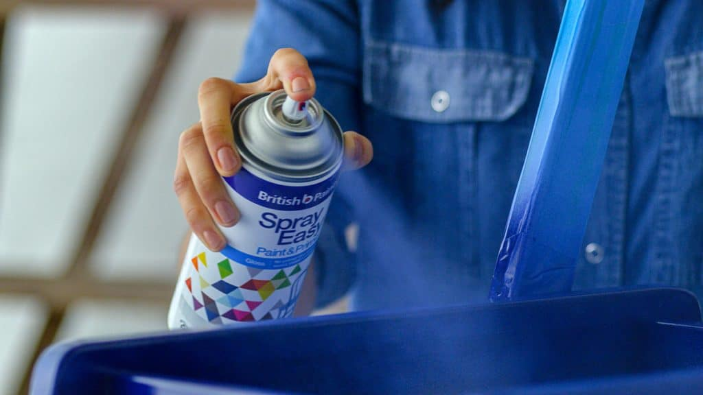 instructional video production in melbourne. Spray easy british paint